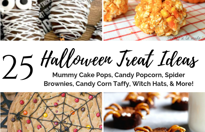 25 Halloween Treat Ideas – Fun Halloween Foods