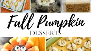 Fall Pumpkin Desserts - MM #227