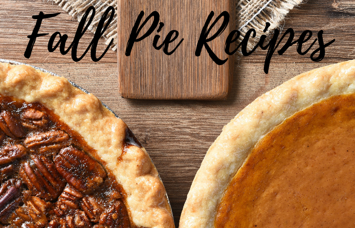 15 Amazing Fall Pie Recipes – MM #229