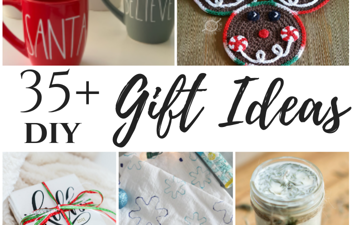 38 DIY Gift Ideas – #12DaysofChristmas Day 2