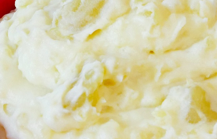 Chunky Mashed Potatoes – Family Favorite