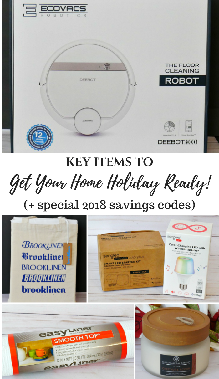 Key Items to Get Your Home Holiday Ready