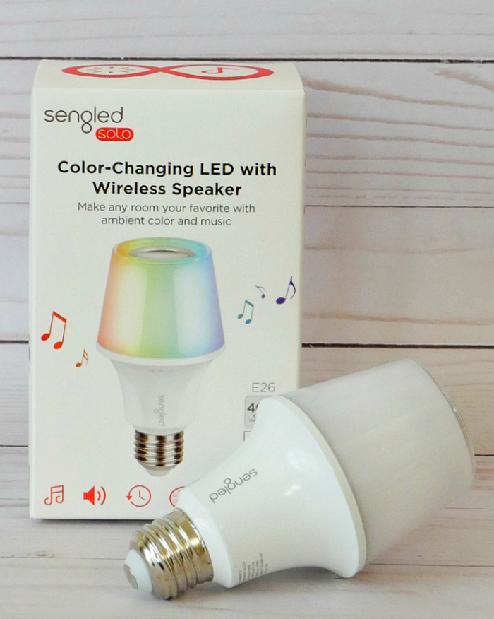 Sengled Solo LED Light Bulb