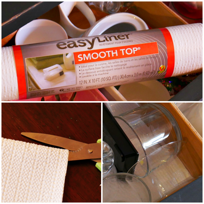 Easy Liner in drawer