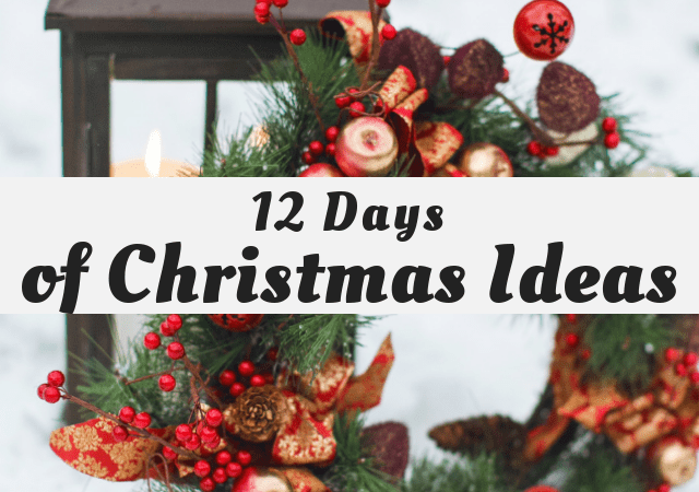 Christmas Tree Ideas – #12daysofChristmas Day 10