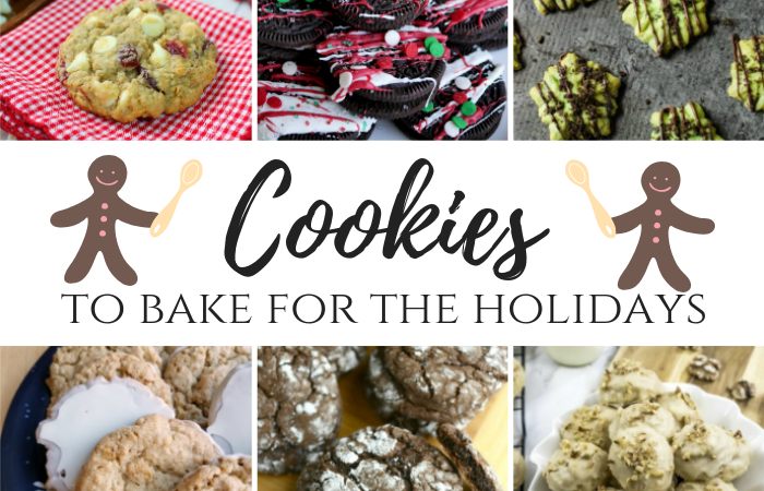 Cookies to Bake for the Holidays – MM #233