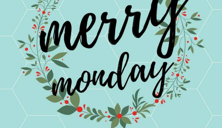 Merry Monday Link Party Christmas Break
