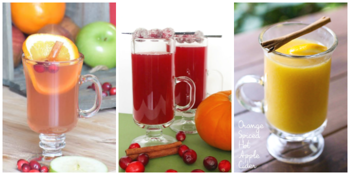 Slow Cooker Winter Drinks 1