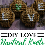 DIY Love Nautical Knots