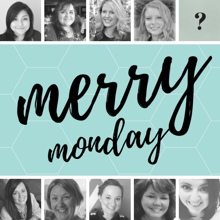 February Merry Monday Host Image