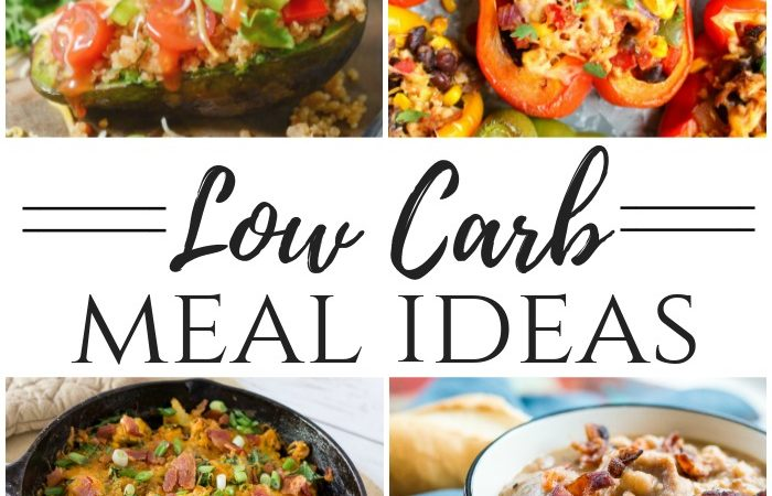 Low Carb Meal Ideas – MM #236