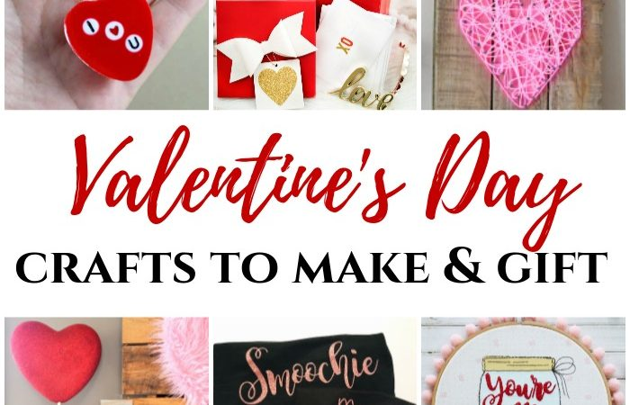 DIY Valentine's Day Crafts That Make Great Gifts – MM #237