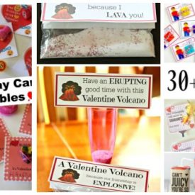 Valentine's Day Printables - classroom cards
