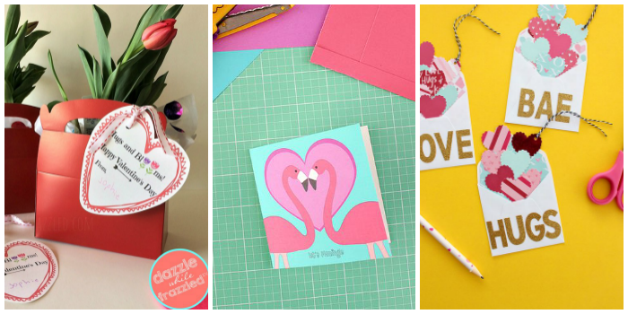 Valentine's Day Printables Gift Tags