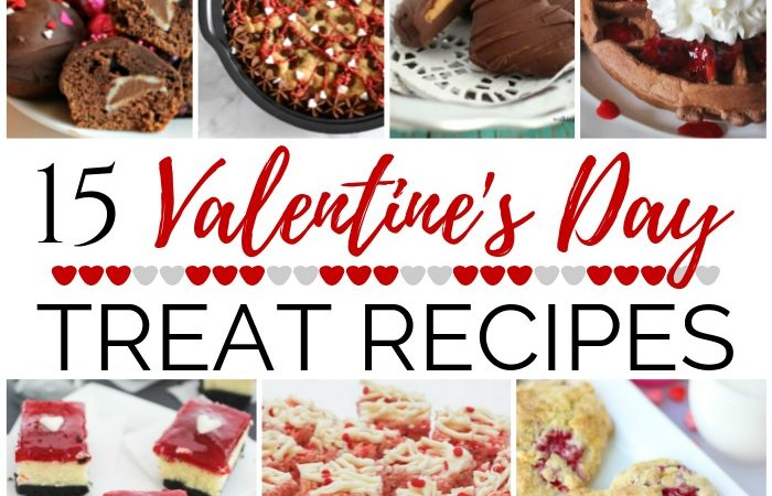 15 Valentine's Day Treat Recipes – MM #240
