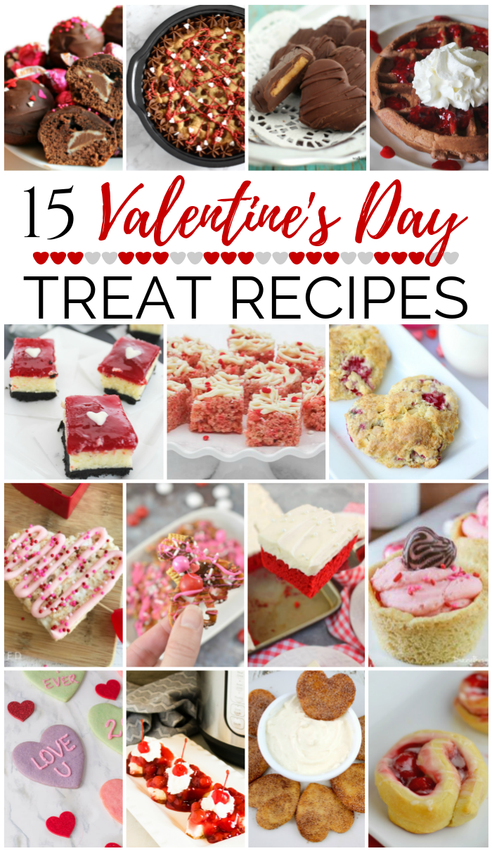 15 Valentine's Day Treat Recipes