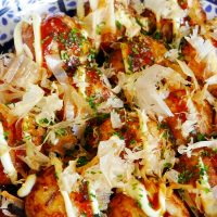 Takoyaki Recipe - February Pin Challenge