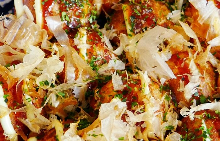 Takoyaki Recipe – February Pin Challenge