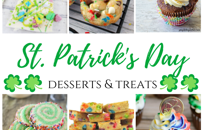15 St. Patrick's Day Desserts and Treats – MM #243