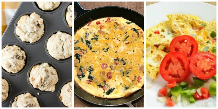 Hot breakfast ideas