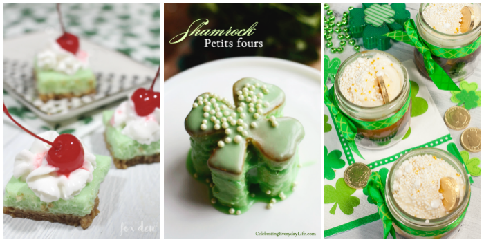 St. Patrick's Day Desserts and Treats 4