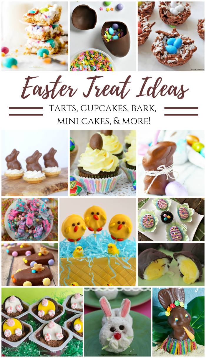 Fun Easter Treat Ideas