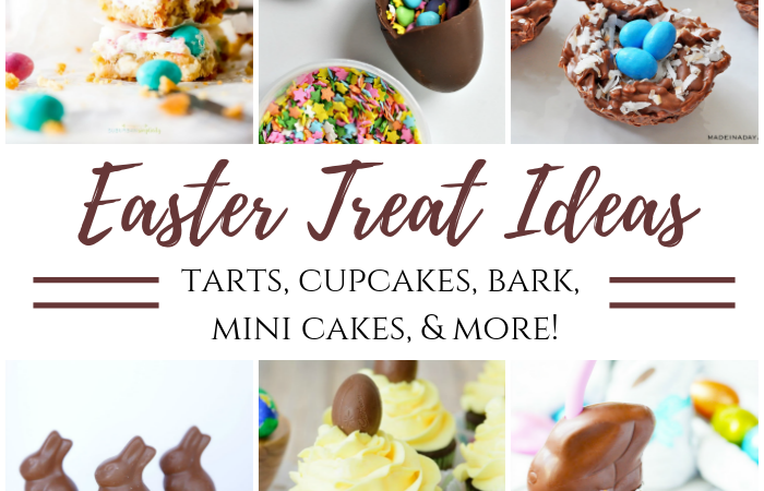 20 Fun Easter Treat Ideas – MM #246