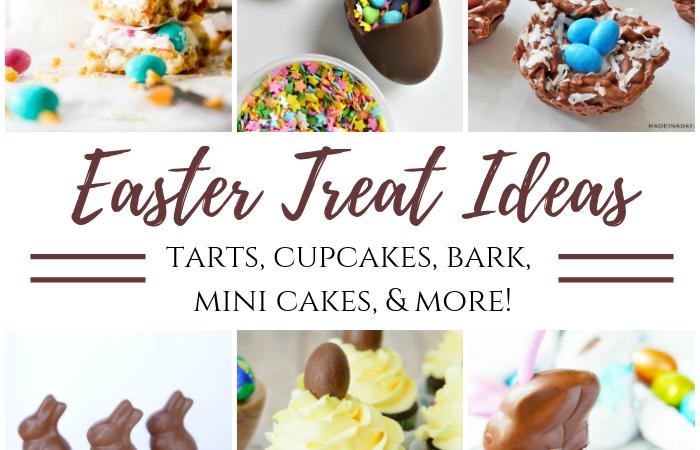 20 Fun Easter Treat Ideas