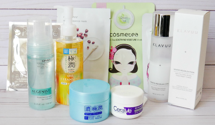 Skin Care Review of K-Beauty and J-Beauty for Mature Skin