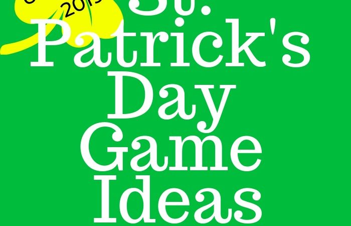 St. Patricks's Day Game Ideas Updated 2019 – MM #244