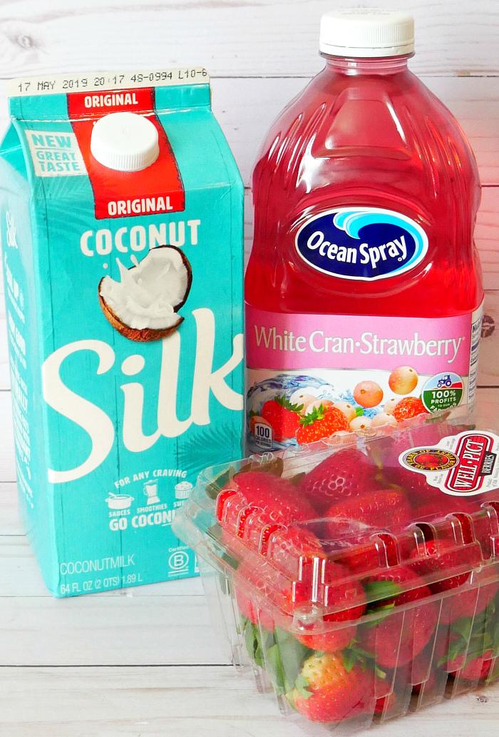 Pink drink ingredients