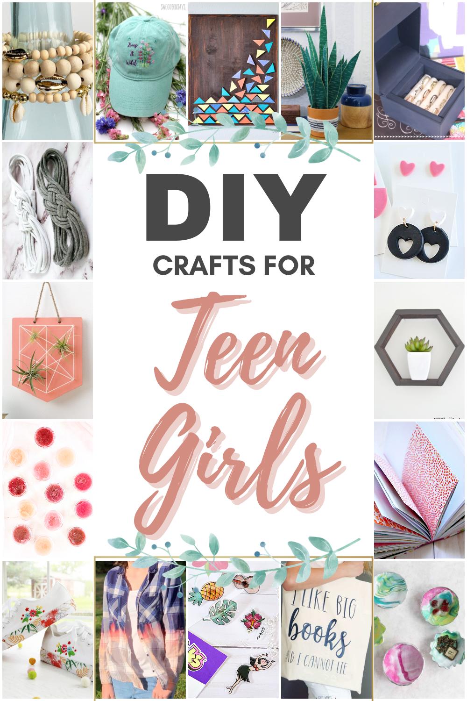 20 Diy Crafts For Teen Girls My