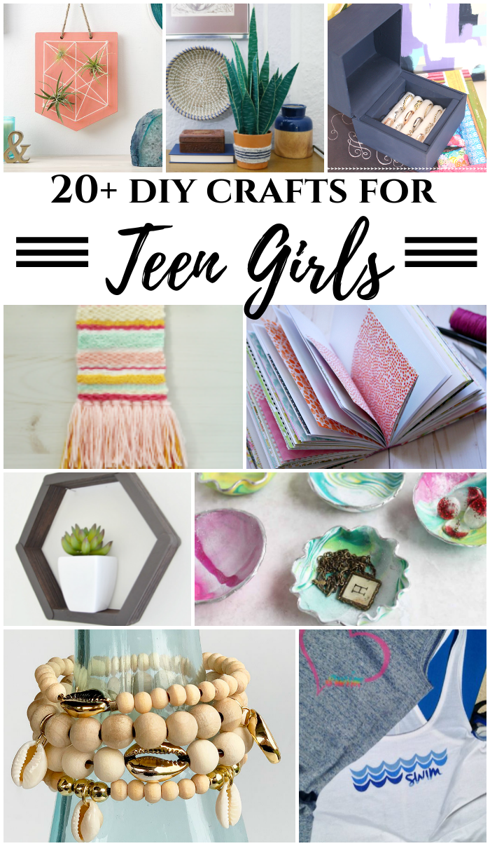 DIY Crafts for Teen Girls