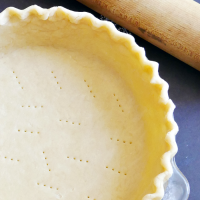 Quick and Easy Crisco Pie Crust
