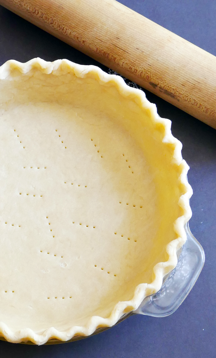 Crisco pie crust