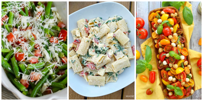 Cold Summer salad side ideas 2