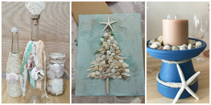 Christmas in July Beach Crafts 11