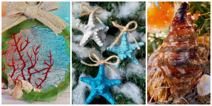 Christmas in July Beach Crafts 15