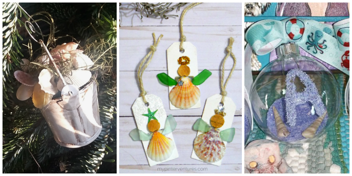 Christmas in July Beach Crafts 16