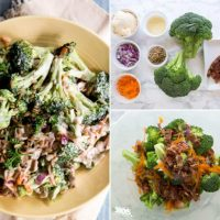Bacon Broccoli Salad Recipe | Cold Summer Dish