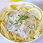 Creamy Clam Linguine - 30 minute meal