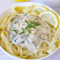 Creamy Clam Linguine - Quick 30-Minute Meal