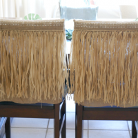 Tropical Chair Covers
