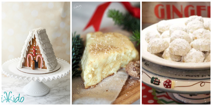 Holiday Favorites featured by top US food blog, Practically Homemade: best Holiday Recipes