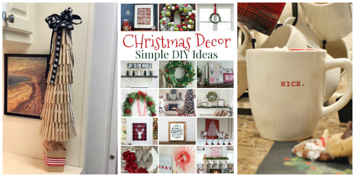 Best DIY Holiday Ideas Decor 2