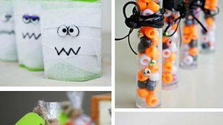 25+ Non-Candy Halloween Treats