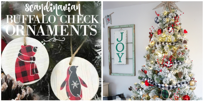 Holiday Favorites featured by top US food blog, Practically Homemade: best Holiday Ornaments