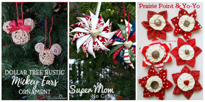 Best DIY Holiday Ideas Ornaments 1