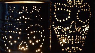 Día de Muertos Luminaries | Halloween Craft Hop