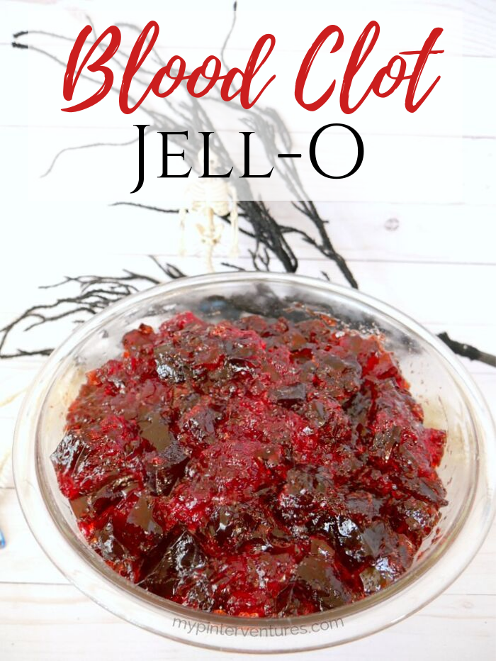 How to make Blood Clot Jello